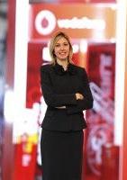 Türkiye Vodafone Vakfı Başkan Yardımcısı Gizem Keçeci