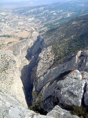 Harmankaya Kanyonu-1
