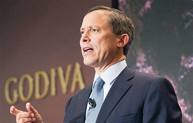 Godiva Üst Yöneticisi (CEO) Jim Goldman