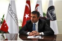 İnşaat Müteahhitleri Konfederasyonu (İMKON) Genel Başkanı Tahir Tellioğlu