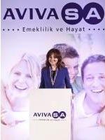 AvivaSA Üst Yöneticisi (CEO) Meral Eredenk