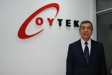 OYTEK Ankara Bölge Direktörü Hakan Aksüyek