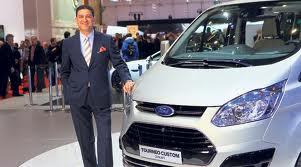 Ford Otosan Genel Müdürü Haydar Yenigün