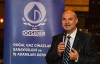 DOSİDER Yönetim Kurulu Başkanı Ömer Cihad Vardan