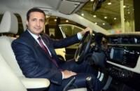Toyota Türkiye Pazarlama ve Satış A.Ş Operasyonlar Direktörü İsmail Ergun