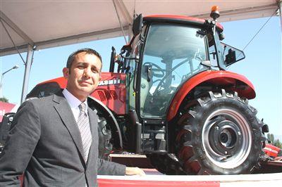 Türk Traktör Genel Müdür Yardımcısı İrfan Özdemir