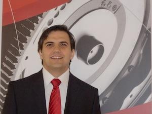 Allison Transmission Ortadoğu ve Türkiye Bölge Müdürü Taner Gider