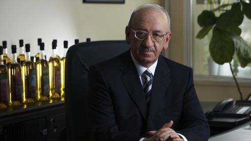 Tariş Zeytin ve Zeytinyağı Birliği Başkanı Cahit Çetin