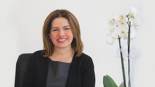 Türk Henkel İnsan Kaynakları Direktörü Pınar Tuba Temizkan