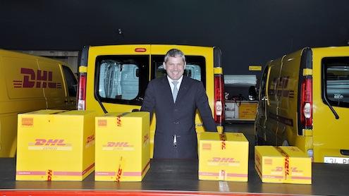 DHL Express Türkiye CEO'su Markus Reckling