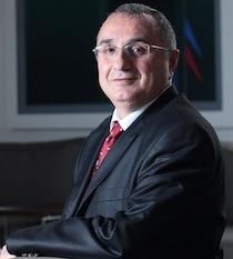 Turizm Yazarları ve Gazeteci Derneği (TUYED) Başkanı Kerem Köfteoğlu