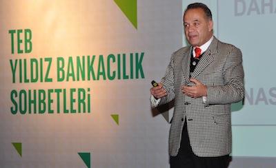 TEB Yildiz Bankacilik Sohbetleri - Sukru Kizilot