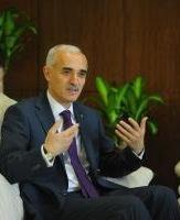 Müstakil Sanayici ve İşadamları Derneği (MÜSİAD) Genel Başkanı Nail Olpak