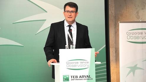 CVO Barometre'nin 2013 sonuçları TEB Arval Genel Müdürü Luc Soriau ve Arval Danışmanlık Bölüm Başkanı Denis Ferault'un ev sahipliğinde yapıldı.