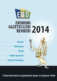 """Ekonomi Gazetecileri Derneği (EGD) tarafından, Avea'nın katkılarıyla hazırlanan ve Türkiye'deki ekonomi gazetecilerini tanıtan en kapsamlı rehber olan  """"Ekonomi Gazetecileri Rehberi 2014"""" kitapçığı dolayısıyla Türkiye Gazeteciler Cemiyeti Lokali'nde bir toplantı düzenledi.  Rehberde, girişimcinin haber kaynağı ve yenilikçi işletmelerin sesi KOBİ Postası da tanıtıldı."""