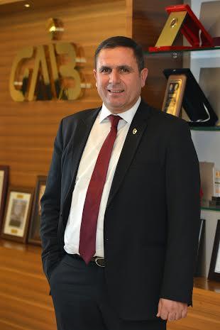 Makarna Bulgur Bakliyat ve Bitkisel Yağlar Tanıtım Grubu Başkanı Ahmet Tiryakioğlu