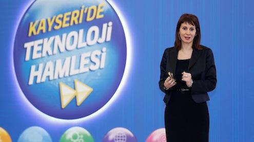 Turkcell Kurumsal Pazarlama ve Satıştan Sorumlu Genel Müdür Yardımcısı Selen Kocabaş