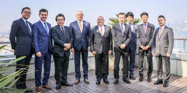 Arkas Petrol ve Sumitomo Geleceğin Yakıtı için imza attı