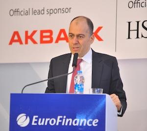 Akbank  Kurumsal  Bankacılıktan Sorumlu Genel Müdür Yardımcısı Alper Hakan Yüksel