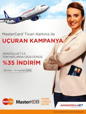 AnadoluJet_MasterCard_Kampanya_Gorseli