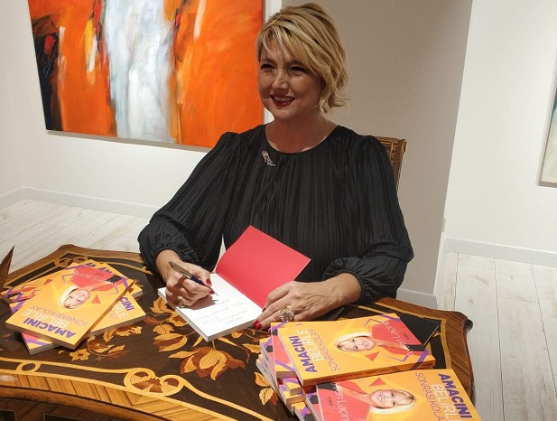 """Ayşen Laçinel'in yeni kitabı, """"Amacını Belirle Sonrası Kolay"""""""