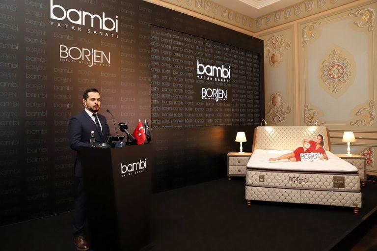 Bor zengini Türkiye, ilk bor mineralli yatağını Bambi Yatak ile tanıtıyor