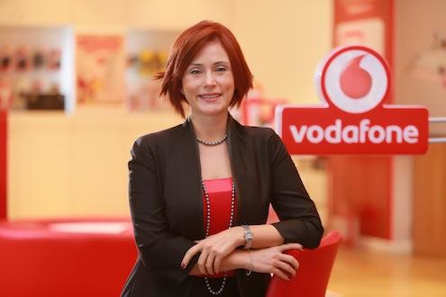 Vodafone Türkiye Marka ve Pazarlama Stratejisi Direktörü Bilge Çiftçi