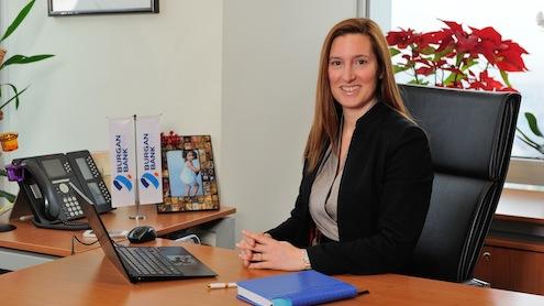 Burgan Bank Perakende Bankacılık Genel Müdür Yardımcısı Pınar Kuriş