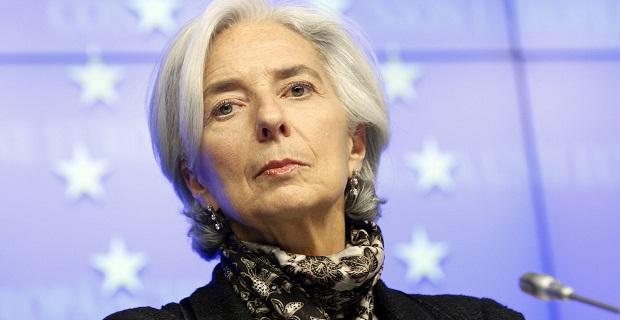 Legarde: Dijital euro banknotların yerini almayacak