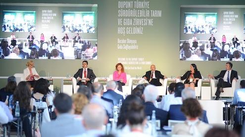DuPont tarafından desteklenen ve Economist Intelligence Unit (EIU) tarafından geliştirilen Küresel Gıda Güvenliği İndeksi, 28 Mayıs Çarşamba günü The Marmara Esma Sultan İstanbul'da düzenlenen DuPont Türkiye Sürdürülebilir Tarım ve Gıda Zirvesi'nde açıklandı.