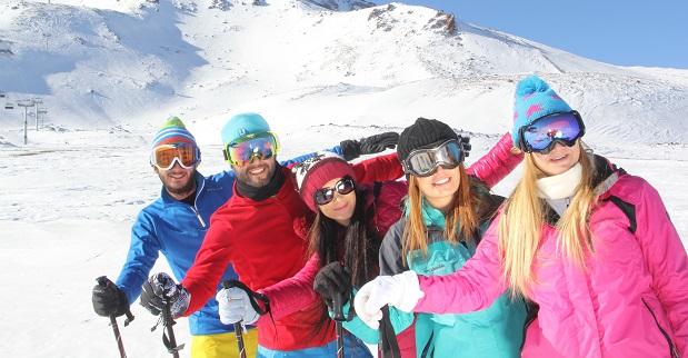 Rusya ve Ukrayna kayak sezonunda, Erciyes'i tercih edecek