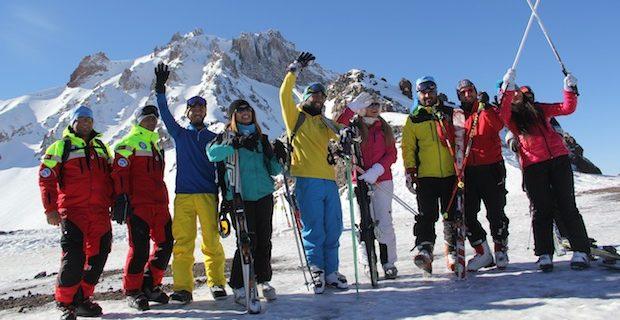 """Kayseri'ye kayak sezonunda """"turist"""" yağacak"""