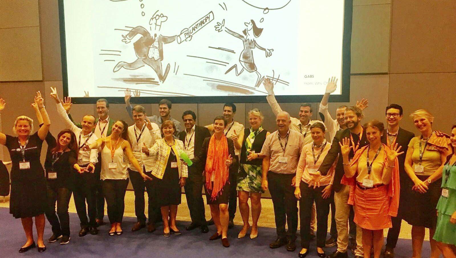 Uluslararası FBN 28. Dünya Zirvesi İspanya'da gerçekleşti