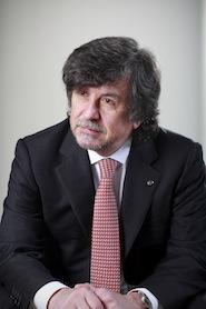TBV Başkanı Faruk Eczacıbaşı