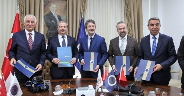 MEB, YTÜ, Yıldız Teknopark ve Uyumsoft işbirliği yaptı