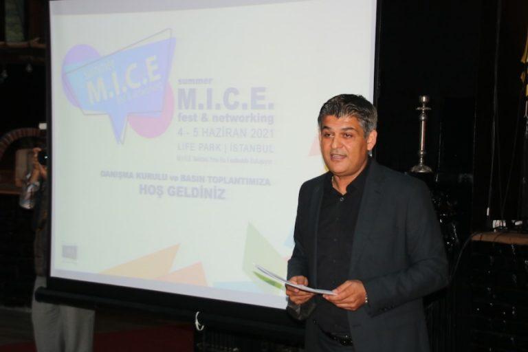 Summer M.I.C.E. Fest & Networking, İlk Danışma Kurulu Toplantısını Gerçekleştirdi