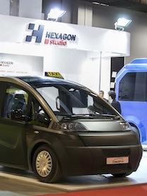 Hexagon Studio; Türkiye Ar-Ge Zirvesi ve Fuarı'nda TÜBİTAK'tan Ar-Ge desteği aldığı projelerin prototiplerini ilk kez görücüye çıkardı.
