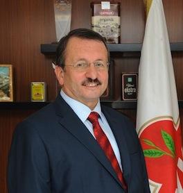 Çaykur Yönetim Kurulu Başkanı / Genel Müdürü İmdat Sütlüoğlu