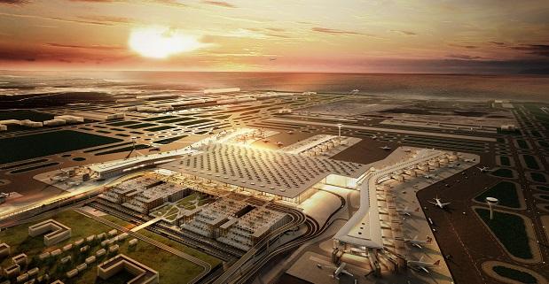 İstanbul Yeni Havalimanı'na 3 binin üzerinde güvenlik görevlisi alınacak
