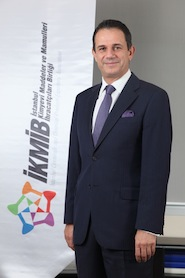 KMIB Baskan Yardimcisi Ahmet Faik Bitlis