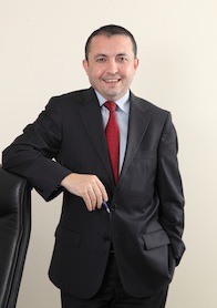 İstanbul Kimyevi Maddeler ve Mamülleri İhracatçıları Birliği (İKMİB) Yönetim Kurulu Başkanı Murat Akyüz