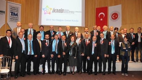 KMIB-Kimya Ihracatcilari Yeni Yonetimini Belirledi
