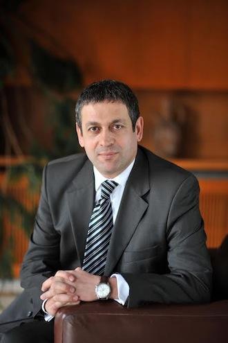 Kale Yapı Ürünleri Grubu Pazarlamadan Sorumlu Başkan Yardımcısı Bahadır Kayan