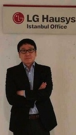 LG Hausys Türkiye Genel Müdürü Jisoo Shin