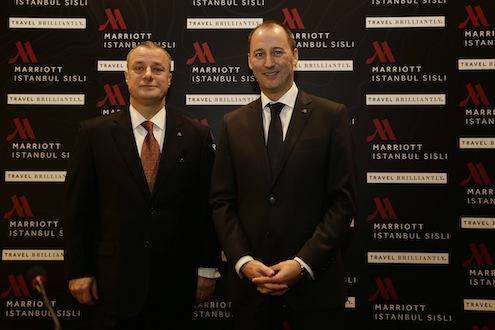 Dünyanın 72 ülkesinde, 3.900 otel, 35 milyon sadakat üyesi ve 18 markaya sahip bir otel zinciri olan Marriott International'ın en yeni oteli İstanbul Marriott Hotel Şişli, özenli bir hazırlık sürecinin ardından 7 Mart Cuma günü kapılarını açtı.