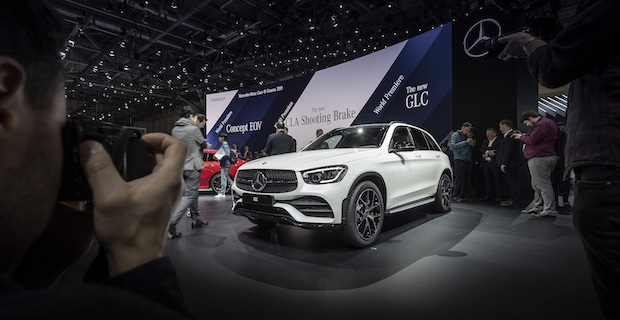 Mercedes-Benz'den, 2019 Cenevre Otomobil Fuarı'nda yedi dünya lansmanı