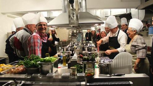 Mutfak eğitiminde