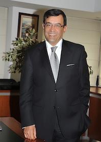 Finansal Kurumlar Birliği Başkanı Osman Zeki Özger