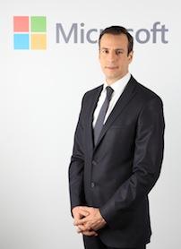 Microsoft Türkiye İş Çözümleri Direktörü Ozan Öncel