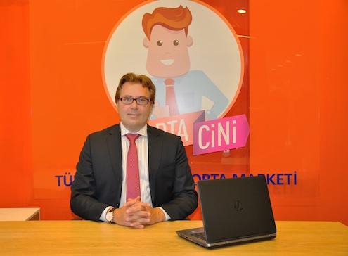 Sigorta Cini Genel Müdürü Pieter-Bas Vos